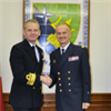 Change of Command for the NATO Response Force Maritime Component