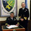 Visit of the Chief of the Hellenic Navy General Staff