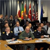 NATO Maritime Ballistic Missile Defence Table Top Exercise held at STRIKFORNATO