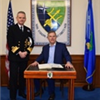 PTDO U.S. Deputy Under Secretary of Defense for Policy visits STRIKFORNATO